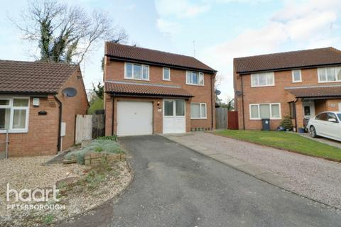 4 bedroom detached house for sale - Melrose Drive, Peterborough
