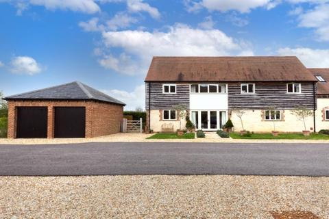4 bedroom garage for sale - Race Farm Court, Rectory Lane, Kingston Bagpuize, Abingdon