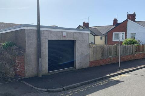 Garage for sale - Tynewydd Road, Barry, CF62 8HB