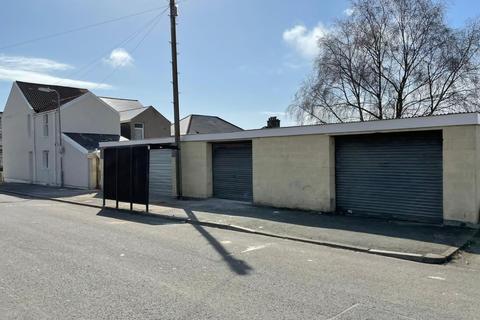Garage for sale - 4 Garages rear of, Brynhyfryd Road, Briton Ferry, Neath, SA11 2LE