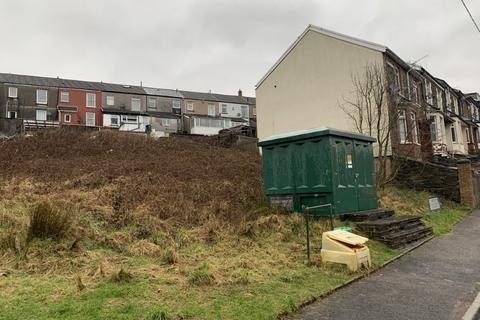 Land for sale - Chepstow Road, Treorchy, CF42 6UT