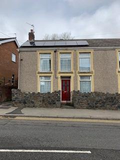 3 bedroom semi-detached house for sale - Cwmgarw Road, Upper Brynamman, Ammanford, SA18 1BU