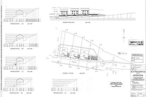 Land for sale - Land at Bryn Tawel, Bryntawel Terrace, Tonypandy, CF40 2EE
