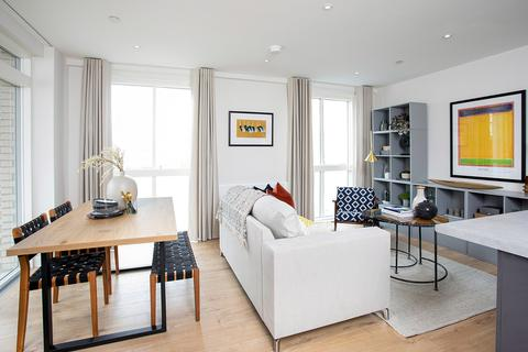 1 bedroom apartment for sale - Plot 469, Goswell House - Ground Floor Apartment at Chobham Manor, 10 Olympic Park Avenue, Stratford, London E20