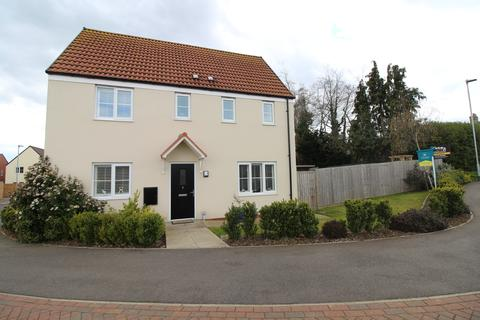 3 bedroom detached house for sale - Whitney Drive, Yaxley, PE7