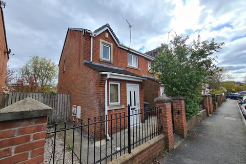 3 bedroom end of terrace house for sale - Eliis Street, Hulme, Manchester. M15 5TA