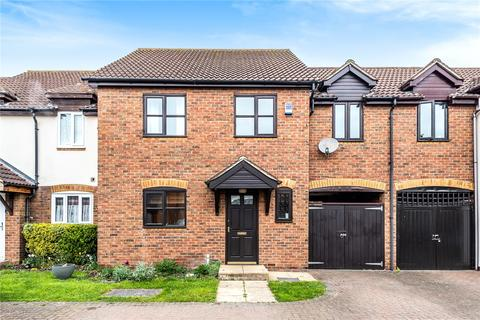4 bedroom terraced house for sale - Blacksmiths Court, Marston Moretaine, Bedfordshire, MK43