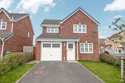 3 bedroom detached house for sale - Faraday Drive, Meadow Rise, Stockton, Stockton-on-Tees, TS19 8NY