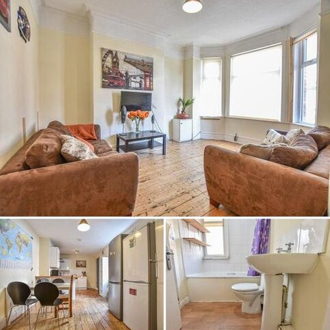 5 bedroom terraced house to rent - WILMSLOW RD, DAISY BANK, Manchester M14