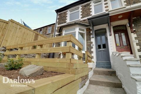 3 bedroom terraced house for sale - Oak Street, Abertillery