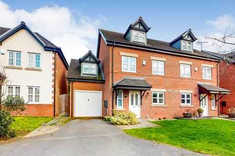 5 bedroom semi-detached house to rent - New Chestnut Place,Derby,DE23 1JT