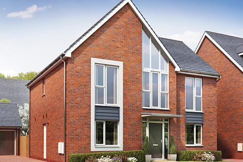 4 bedroom house for sale - The Garnet at Blythe Fields, Blythe Fields, Stoke-on-Trent ST11