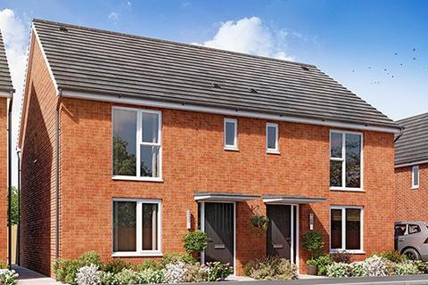 3 bedroom house for sale - The Houghton v1 at Kiln Gate, Kiln Gate, Burslem ST6