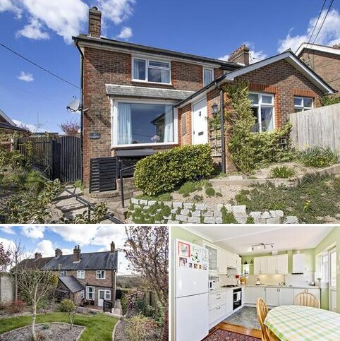 2 bedroom semi-detached house for sale - Station Road, Rotherfield