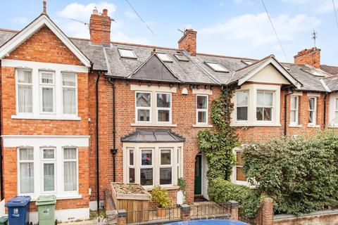 4 bedroom terraced house for sale - Fairacres Road, Iffley Fields, OX4