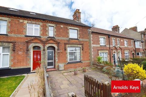 3 bedroom terraced house for sale - Cliff Road, Cromer