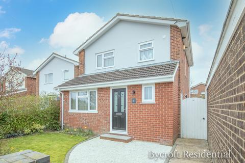 3 bedroom detached house for sale - Siskin Close, Bradwell