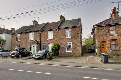 2 bedroom end of terrace house for sale - Franklynn Road, Haywards Heath