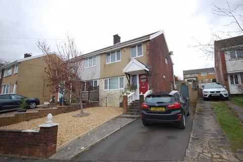 3 bedroom semi-detached house for sale - 68 Woodview, Cimla, Neath, SA11 3BX