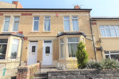 3 bedroom terraced house for sale - Burlington Street Barry CF63 3NW