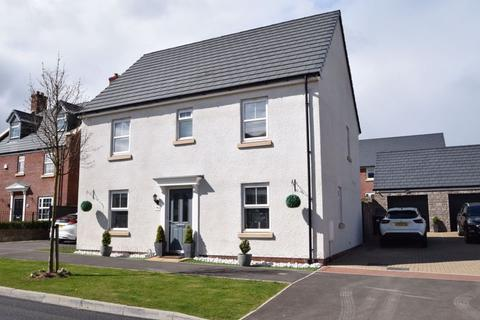 4 bedroom detached house for sale - Ffordd Tir Brychiad, Cwmbran