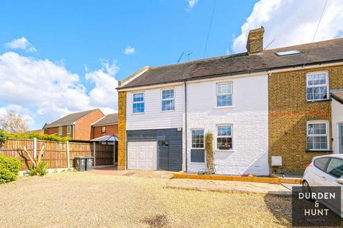 4 bedroom end of terrace house for sale - Aukingford Gardens, Ongar