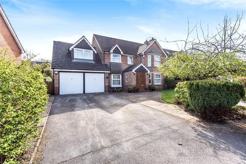 5 bedroom detached house for sale - Wigton Park Close, Alwoodley, Leeds, West Yorkshire
