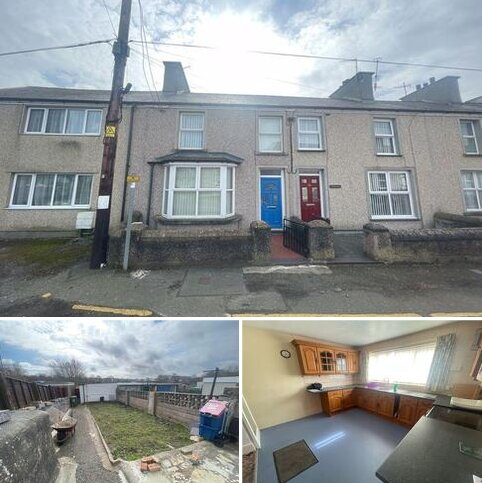 3 bedroom terraced house for sale - Amlwch, Anglesey