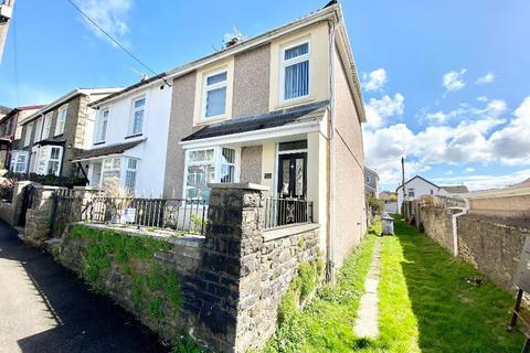 3 bedroom semi-detached house for sale - Richmond Road, Caegarw, Mountain Ash, CF45 4AN