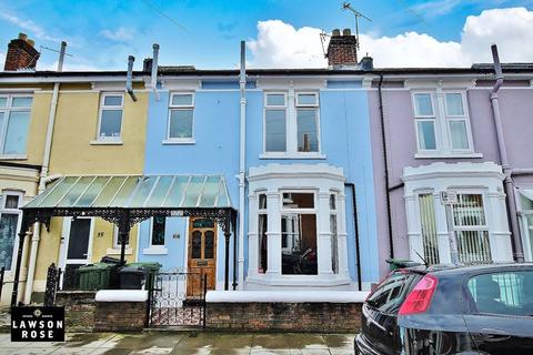 3 bedroom terraced house for sale - Hunter Road, Southsea