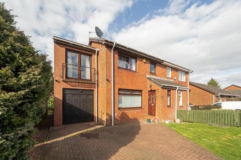 4 bedroom semi-detached house for sale - Mossbank Drive, Hogganfield, Glasgow, G33 1LS
