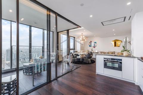 3 bedroom apartment for sale - Damac Tower, Nine Elms, London
