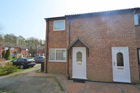 2 bedroom end of terrace house for sale - Treefield Walk, Barnstaple