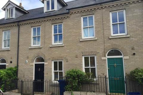 4 bedroom terraced house to rent - Malta Road, Cambridge, Cambridgeshire