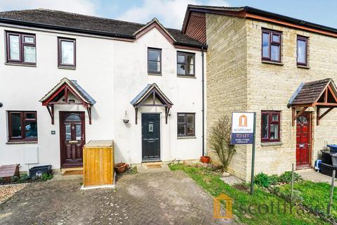 2 bedroom terraced house to rent - Manor Road, Witney