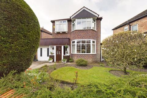 3 bedroom detached house for sale - Haslemere Road, Flixton, Trafford, M41