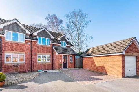 3 bedroom semi-detached house for sale - Rosslyn Mews, Rosslyn Close, North Baddesley, Hampshire