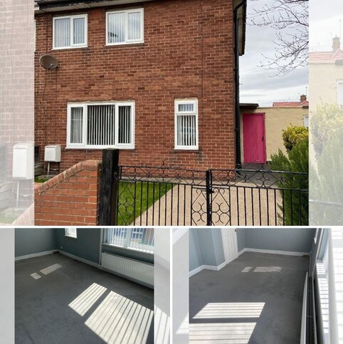 2 bedroom semi-detached house for sale - Southend Avenue, Blyth