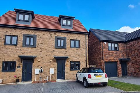 4 bedroom semi-detached house for sale - Marley Fields, Wheatley Hill, Durham