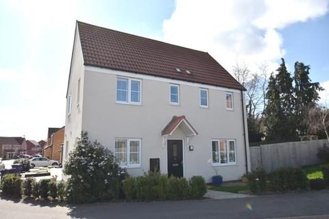 3 bedroom detached house for sale - Whitney Drive, Yaxley, Peterborough