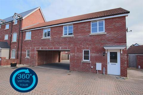 2 bedroom coach house for sale - Southbrook Meadow, Cranbrook, Exeter