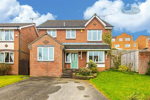 4 bedroom detached house for sale - The Rookery, Deepcar, S36 2NE
