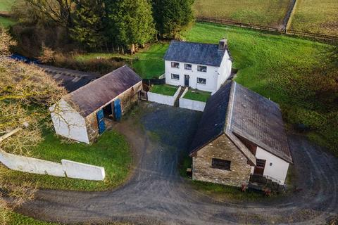 3 bedroom property with land for sale - Caio, Llanwrda, SA19