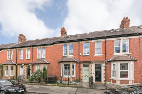 6 bedroom terraced house for sale - Treherne Road, High West Jesmond, Newcastle upon Tyne