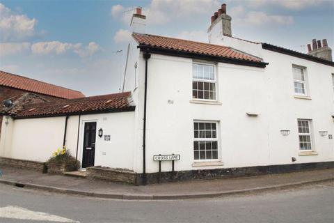 2 bedroom terraced house for sale - Alderson Mews, North Frodingham, East Yorkshire