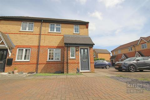 3 bedroom end of terrace house for sale - Coalport Close, Church Langley