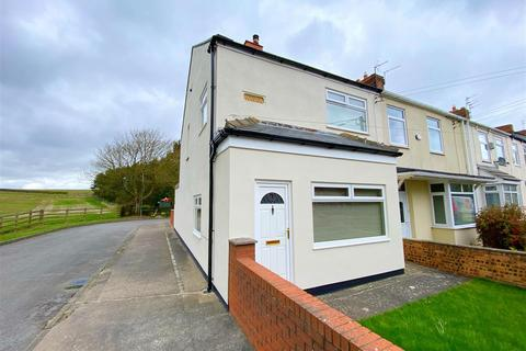 3 bedroom end of terrace house for sale - Grange Terrace, Trimdon Grange