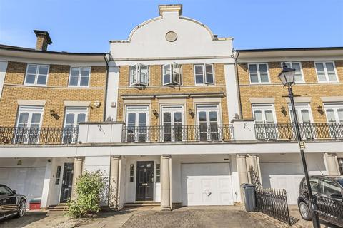 5 bedroom terraced house for sale - Thames Crescent, London, W4