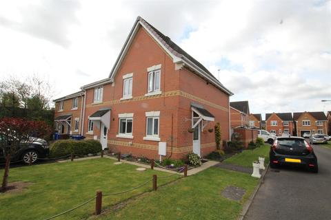 3 bedroom townhouse for sale - Pine Close, Branston