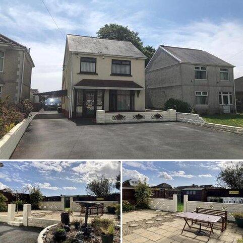 3 bedroom detached house for sale - Mynydd Garnllwyd Road, Morriston, Swansea